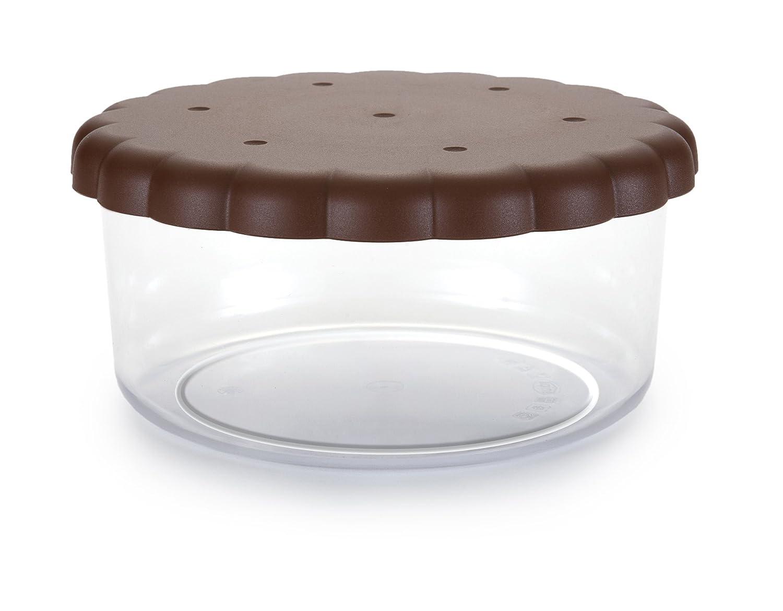 Snips Contenitore Rotondo Salva Biscotti da 1,8 Litri