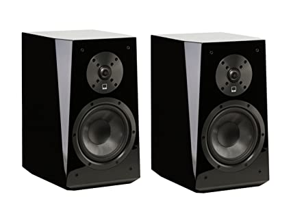 SVS Ultra Bookshelf Piano Gloss Speakers Amazonca Electronics