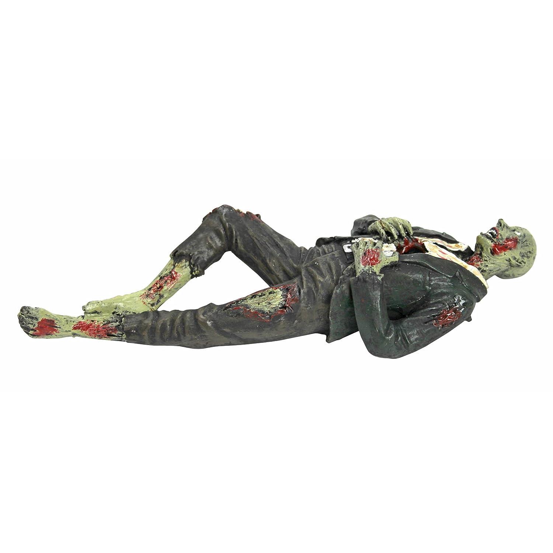 desk accessories impaled zombie figure