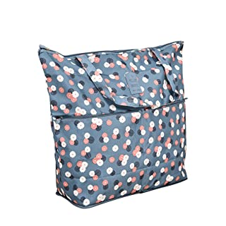 Recycle Foldaway Waterproof Travel Bags Shopping Bags Shoulder Bags Beach Bags And Ultra-large Travel Totes-102