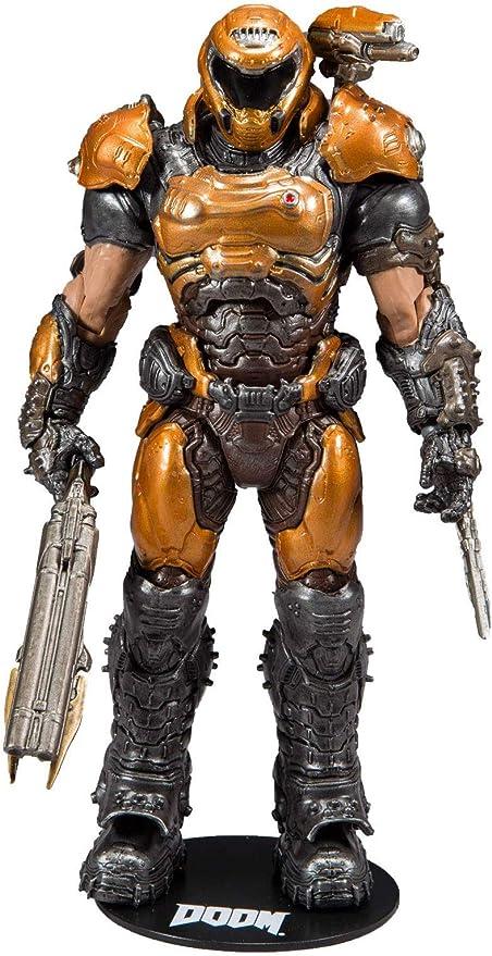 Doom Slayer Action Figure McFarlane Toys Doom