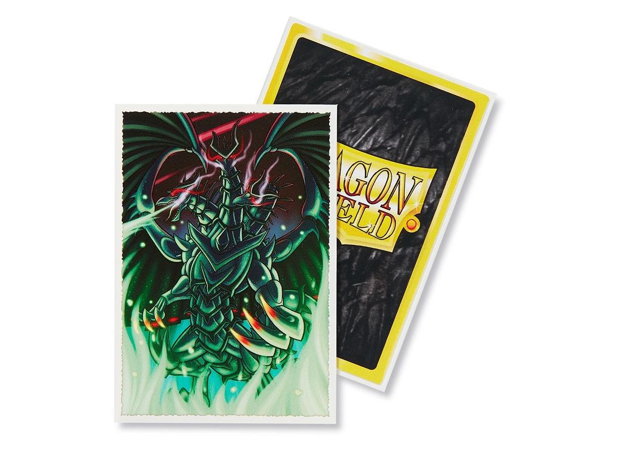 10 Packs Dragon Shield Classic Mini Japanese Blood Eyes 60 ct Card Sleeves Display Case