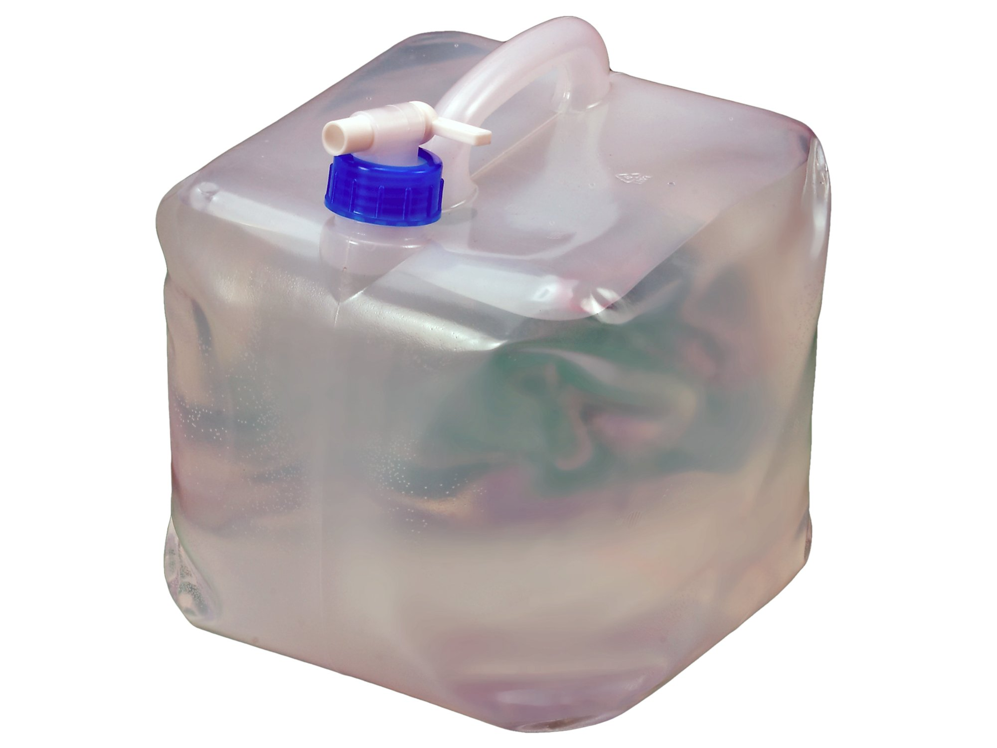 10 L (2.65 Gal) Collapsible Water Carrier Container JUG for Camping- Five Oceans by Five Oceans