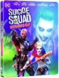 Suicide Squad [Blu-ray + Blu-ray Extended Edition + Copie digitale UltraViolet - Édition boîtier SteelBook]