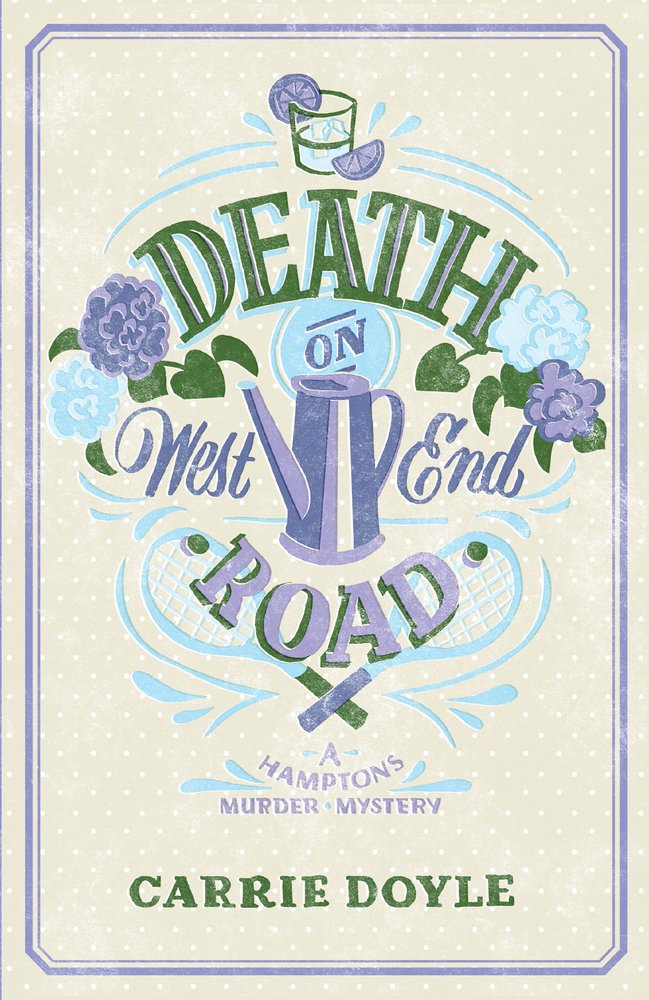 Download Death on West End Road (Hamptons Murder Mysteries) (Volume 3) ebook