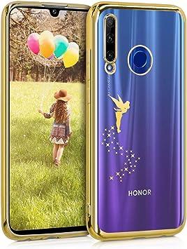 kwmobile Funda Compatible con Huawei Honor 20 Lite: Amazon.es ...