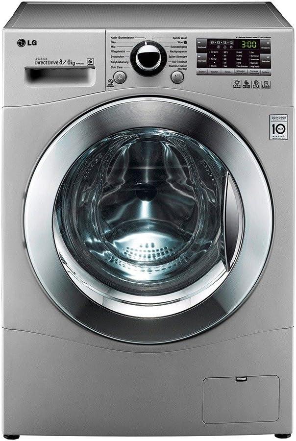 LG F14A8YD5 lavadora - Lavadora-secadora (Frente, Independiente ...