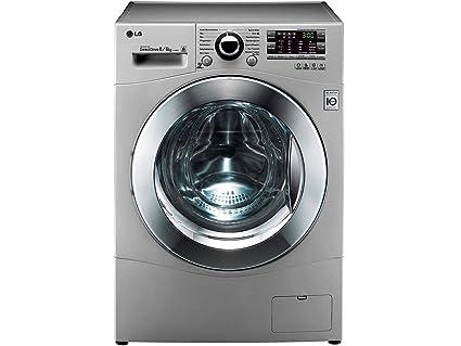 Lg f a yd frontlader waschtrockner a kg l silber