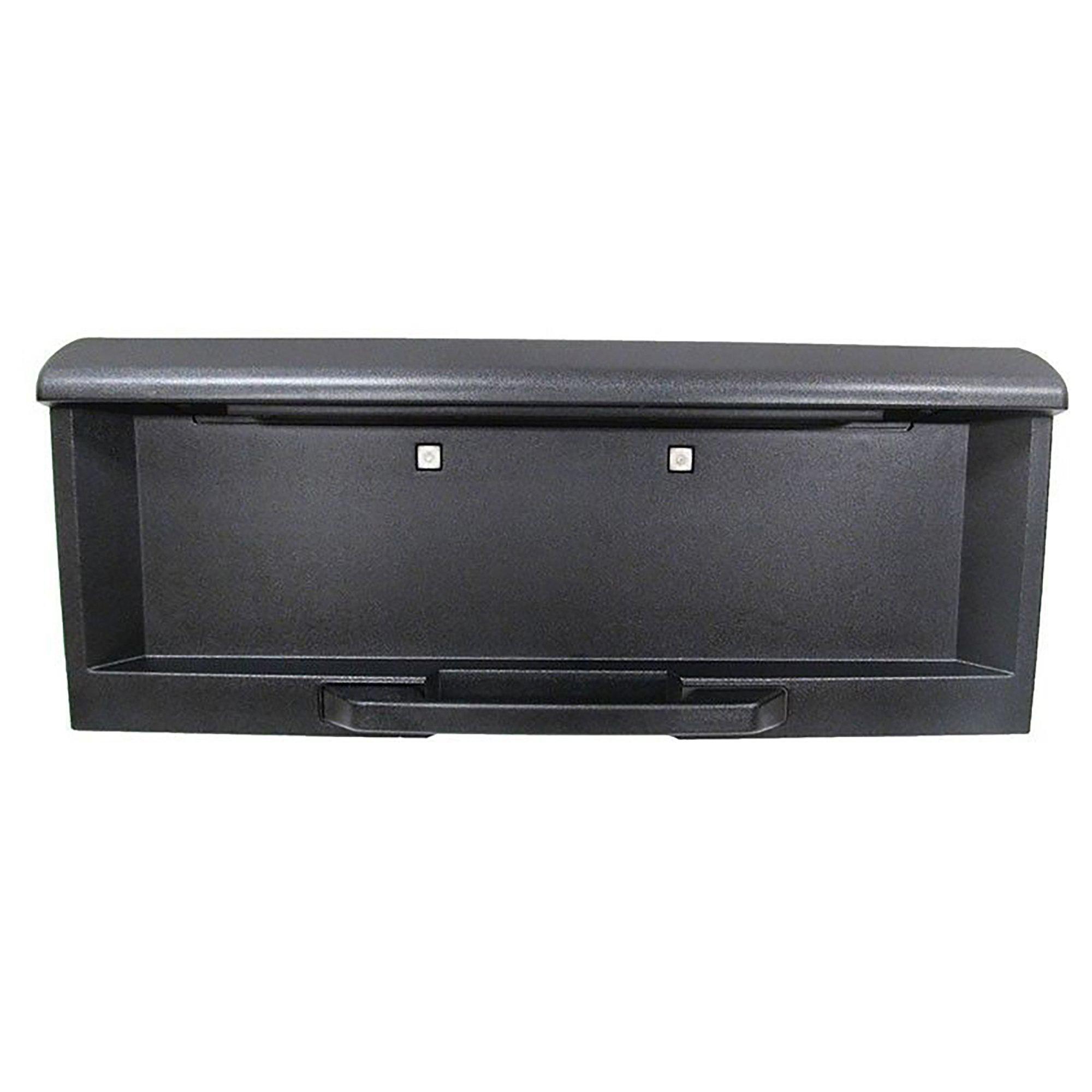 GMC OEM New Rear Liftgate License Plate Pocket Handle Panel 03-05 Hummer H2 15135441