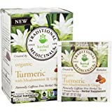 Traditional Medicinals Tea Trmrc Mdwswt Gngr