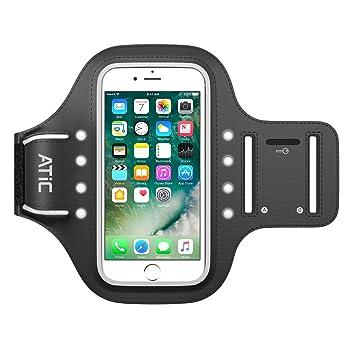 2b8f31b38a Amazon | アームバンド - ATiC iPhone X/iPhone 8 Plus/iPhone 7 Plus ...