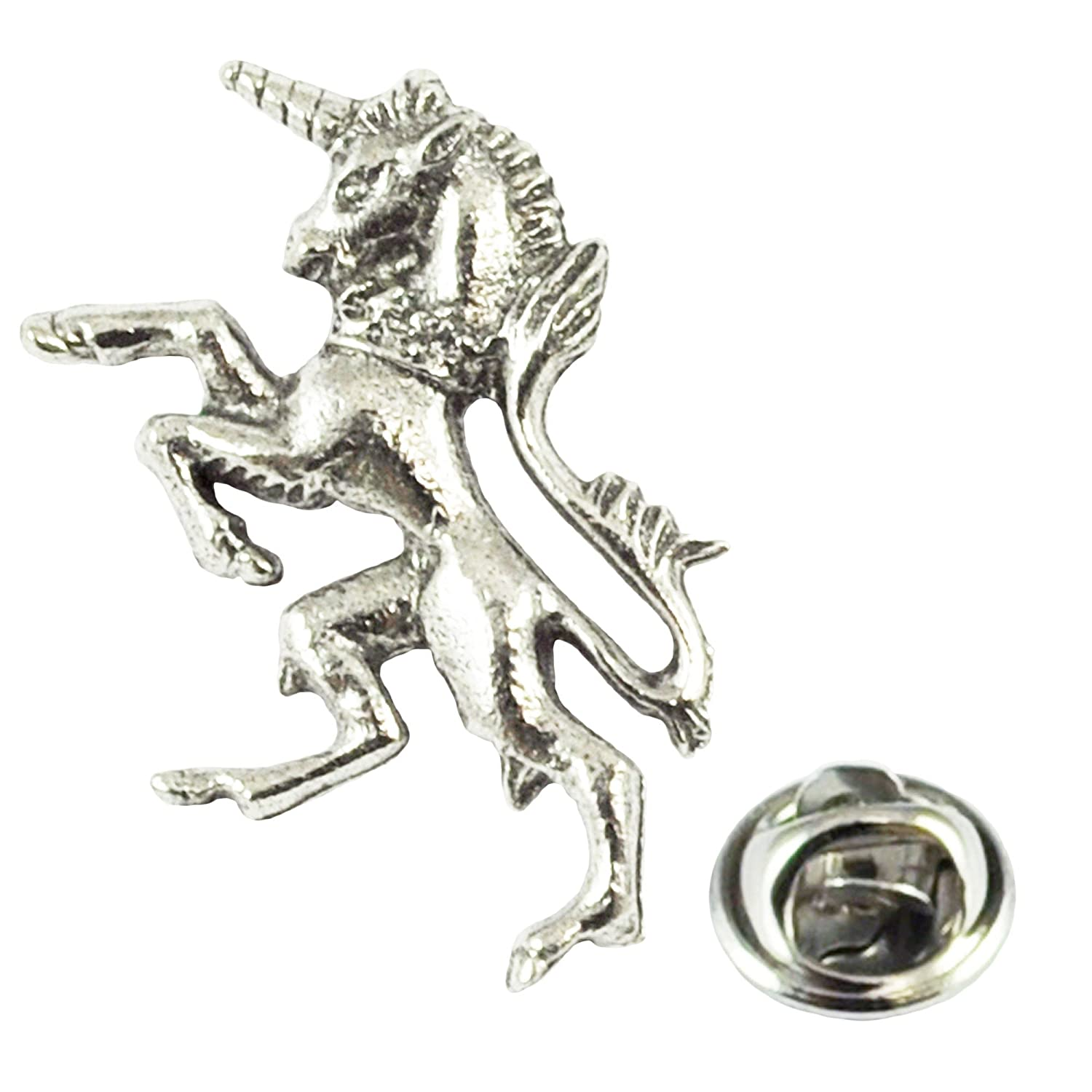 Walleye Fish Handcrafted from English Pewter in the UK Lapel Pin Badge Zander
