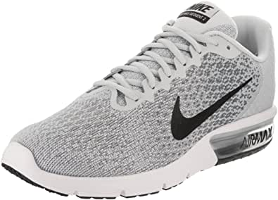 Nike Air Max Sequent 2 852461-001 Mens Sneakers Shoes Black /& Gray