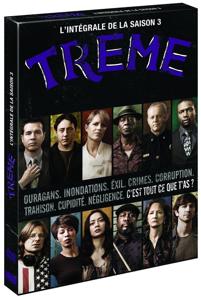 Treme - Saison 3 [Francia] [DVD]