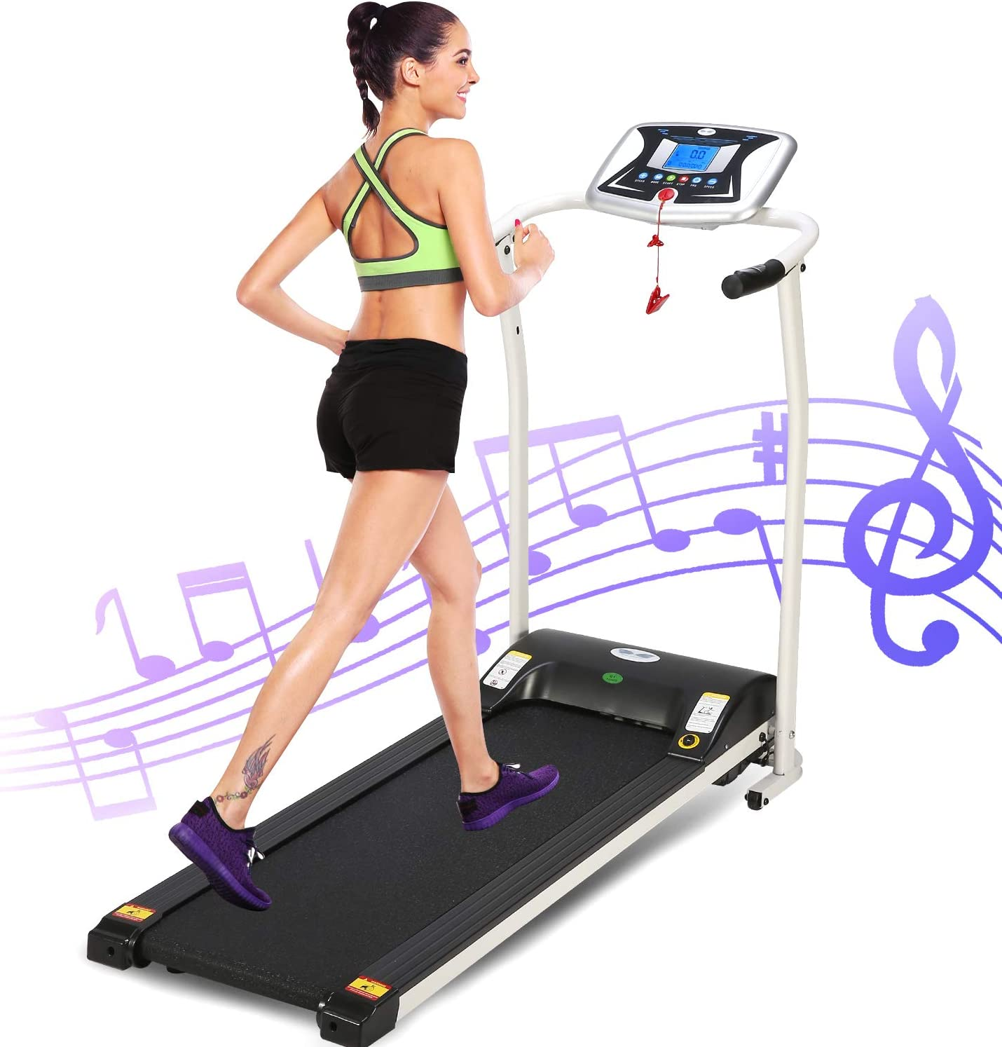 Details about  /ANCHEER Magnetic Elliptical Machine Exercise Fitness Home Fitness Sport WORKOUT