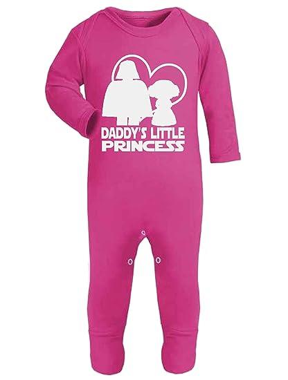 """Pijama con texto """"Daddys Little Princess"""", diseño de La guerra"""