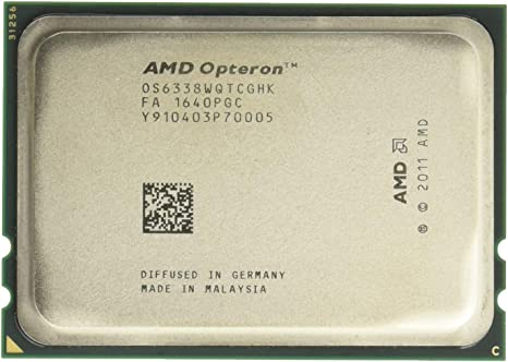 Amazon Com Amd Opteron Processor 2 3 12 Os6338wqtcghkwof Computers Accessories