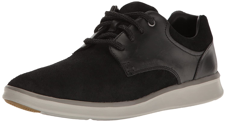 UGG Men's Hepner Fashion Sneaker, Black