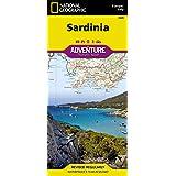 Sardinia [Italy] (National Geographic Adventure Map, 3309)