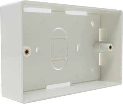I-CHOOSE LIMITED Caja de Montaje en Superficie de Color Blanco ...