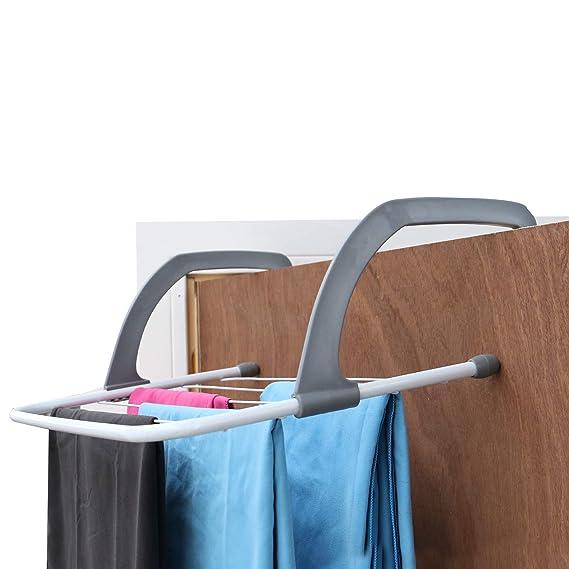 Amazon.com: M&W - Juego de 2 tendederos de radiador, rejilla ...