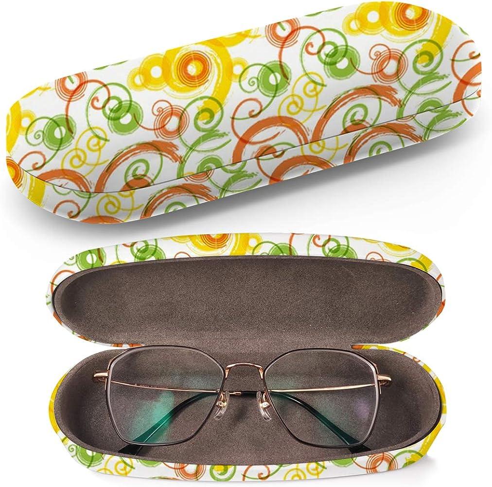Spiral Swirl - Estuche para gafas de sol (plástico con ...