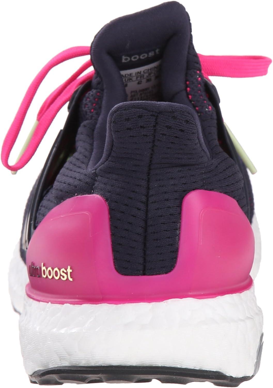 Adidas Performance Women's Ultra Boost Running Shoe Night Navy/Night Navy/Equipment Pink