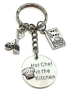 Llavero, diseño de chef, Chef Llavero, Chef encanto llavero ...