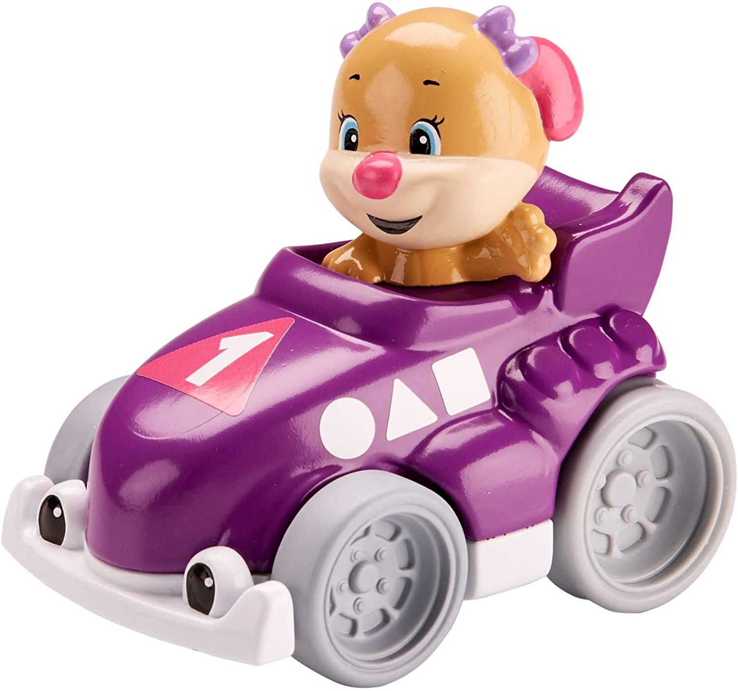 Fisher-Price Laugh & Learn Sis' Speedster