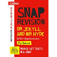 Dr Jekyll and Mr Hyde: New Grade 9-1 GCSE English Literature Edexcel Text Guide (Collins GCSE 9-1 Snap Revision)
