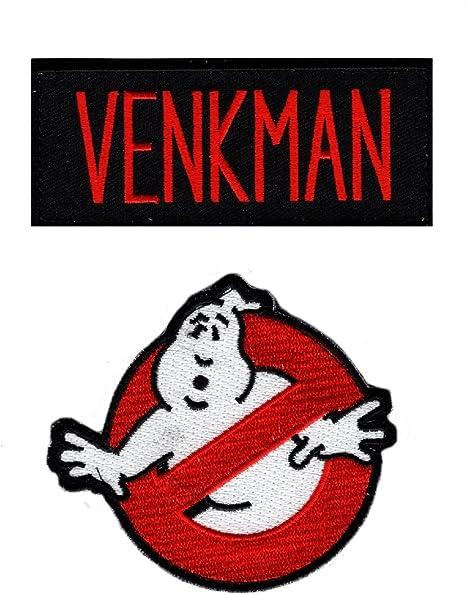 Velcro de los Cazafantasmas Venkman disfraz de cosplay película ...