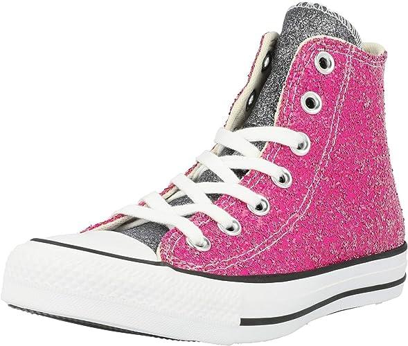converse scarpe rosa