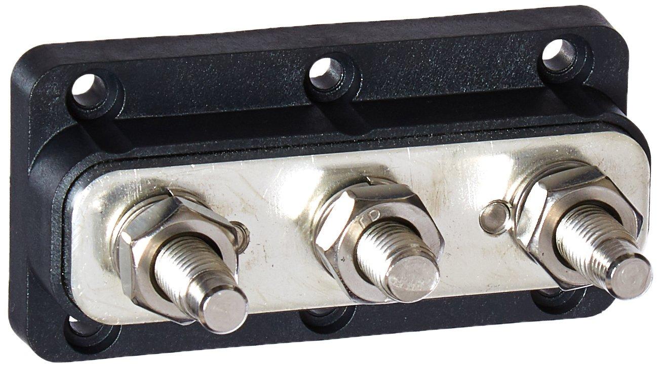 Marinco Power Products 650A 3 Stud Buss Bar   B00GLL3T7S