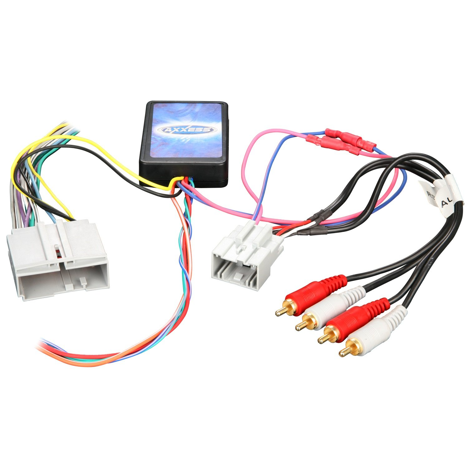 71v6QLSfxuL._SL1500_ amazon com axxess interface afdi rse 01 wiring harness for 2007  at gsmportal.co