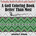 A Golf Coloring Book Better Than Most