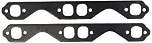 Remflex 2006 Exhaust Gasket for Chevy V8 Engine, (Set of 2)
