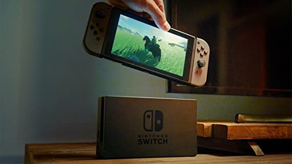Nintendo Switch - Consola Color Gris + The Elder Scrolls V: Skyrim ...