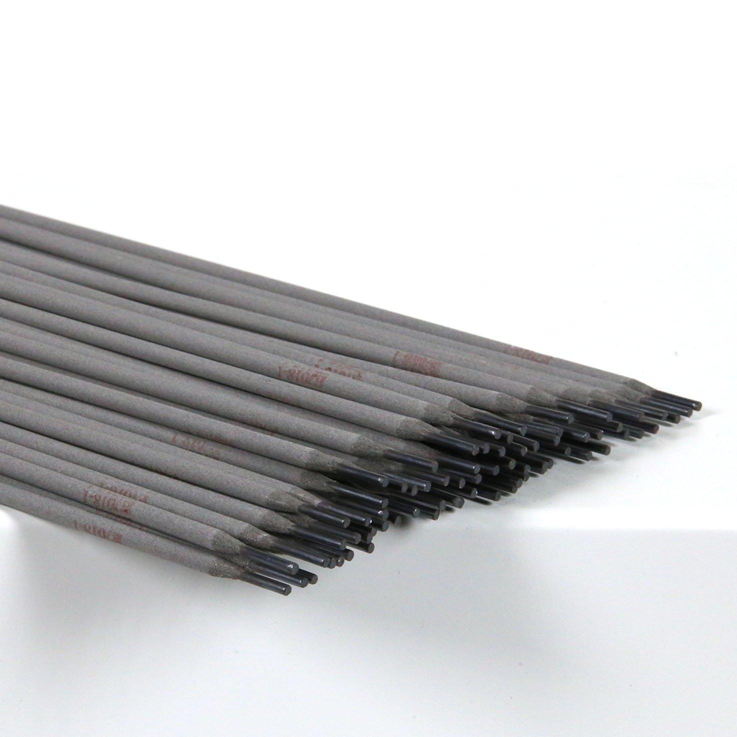 Telwin - Paquete básicos acero AWS A5.1: E7018, Ø 2,5 x 350 mm, 2,5 kg, 1 Pack da 119 unidades