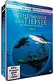 The Last Frontier - Geheimnisse der Tiefsee (3 DVDs) [Metallbox]