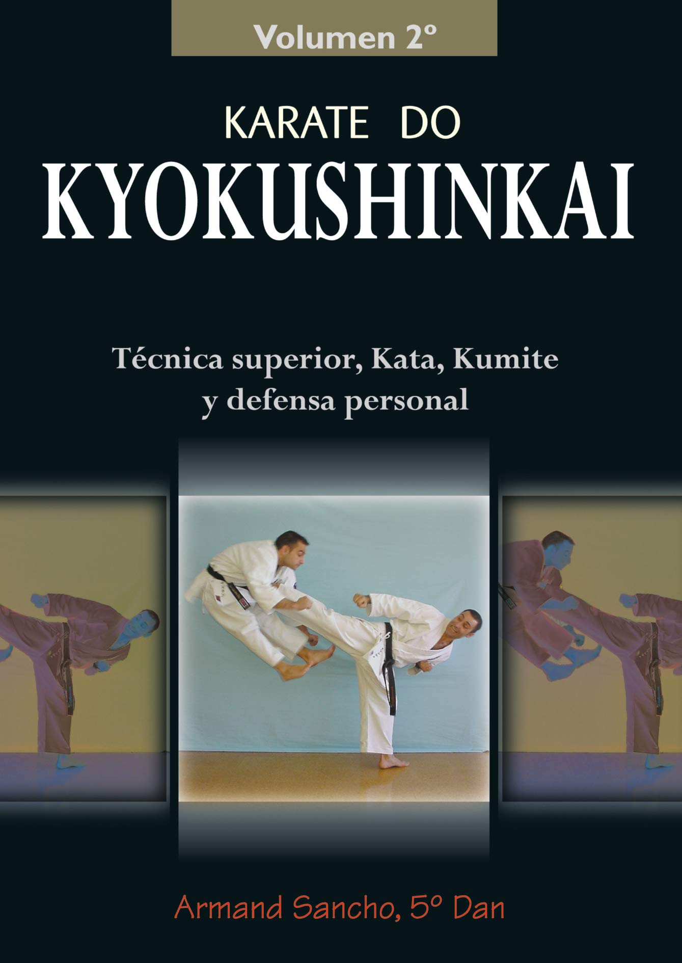 Karate Kyokushinkai (Volumen 2º)