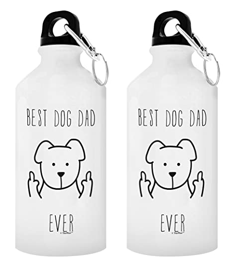 f8ebf187b Image Unavailable. Image not available for. Color: Dog Dad Gifts for Men Best  Dog Dad Ever Dog Lover Gifts for Men Dad of