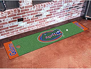 """product image for FANMATS University of Florida Putting Green Mat 18"""""""" x72, Multi, one Size"""