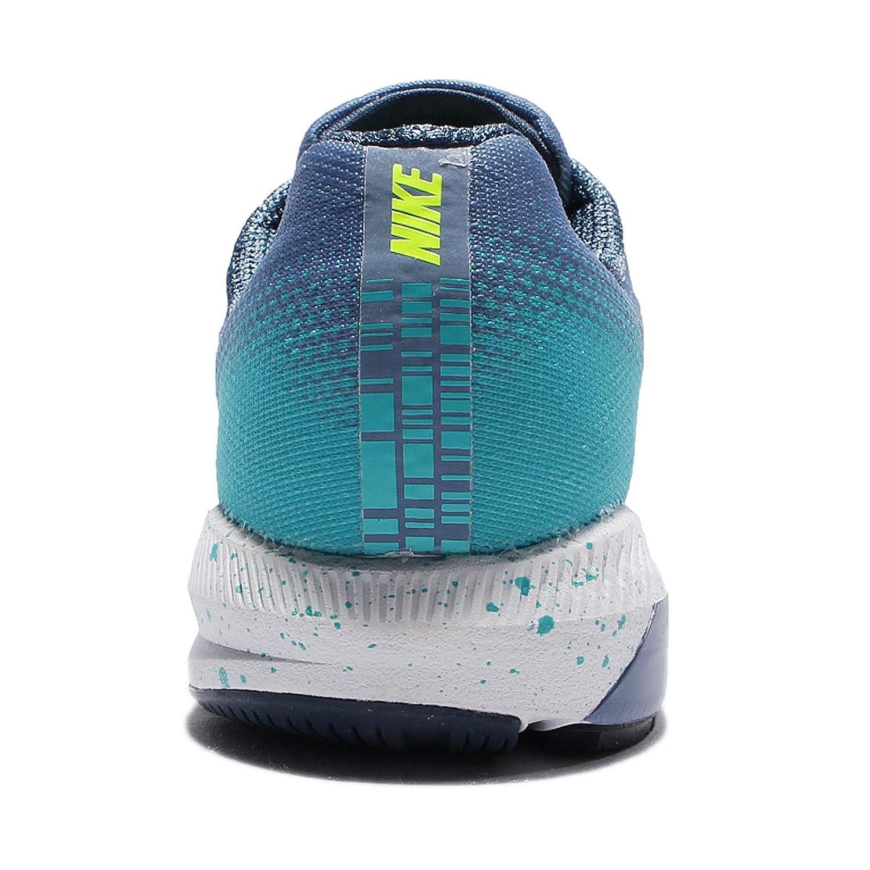 Nike Women's Air Zoom Structure 20 Shield Running Shoe B01N1WGRBT 7.5 B(M) US Ocean Fog/Black-gamma Blue-volt