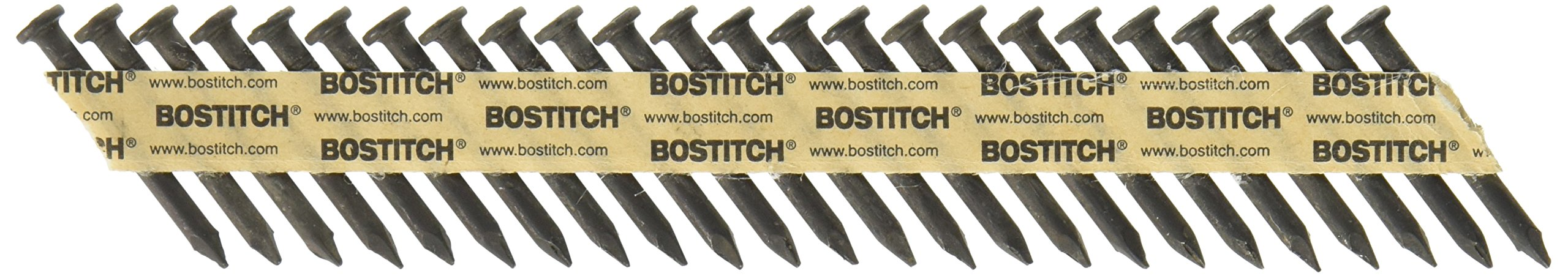 BOSTITCH PT-MC14815-1M 1 1/2-Inch x .148 Paper Tape Collated Metal Connector Nails (1,000 per Box) by BOSTITCH