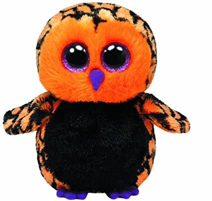 228fb34f465 Image Unavailable. Image not available for. Color  Ty Beanie Boos - Haunt  the Owl