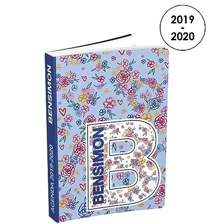 Bensimon - Agenda diaria 2019-2020 de agosto a julio, 1 día ...