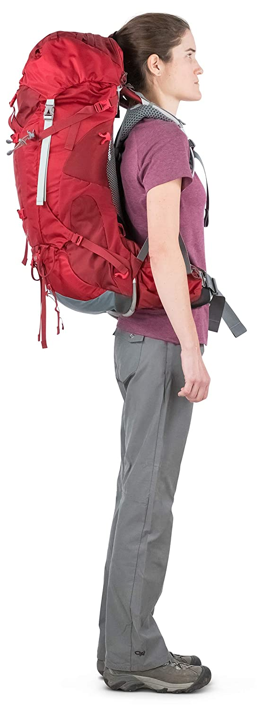 Osprey Ariel AG 55 Womens Backpacking Backpack