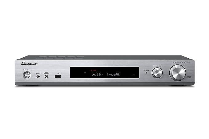 1 opinioni per Pioneer VSX-S520 80W 5.1channels Surround 3D Silver AV receiver- AV Receivers