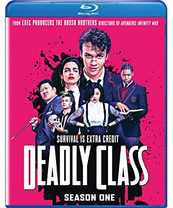 Deadly Class: Season One [Blu-Ray]