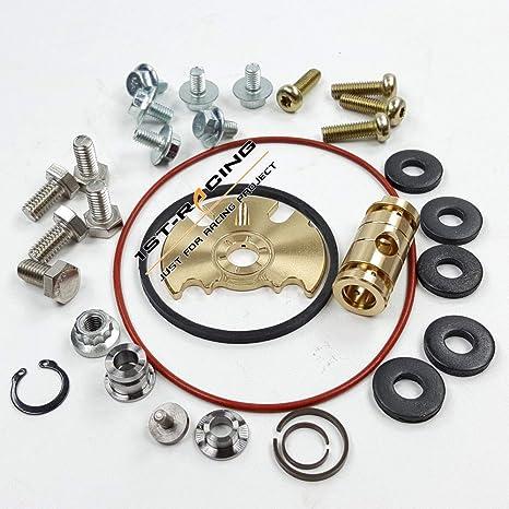 Amazon.com: Ispeedytech Turbocharger Turbo Rebuild Repair Kit for Garrett VNT25 GT2052 GT2056 GT2256: Automotive